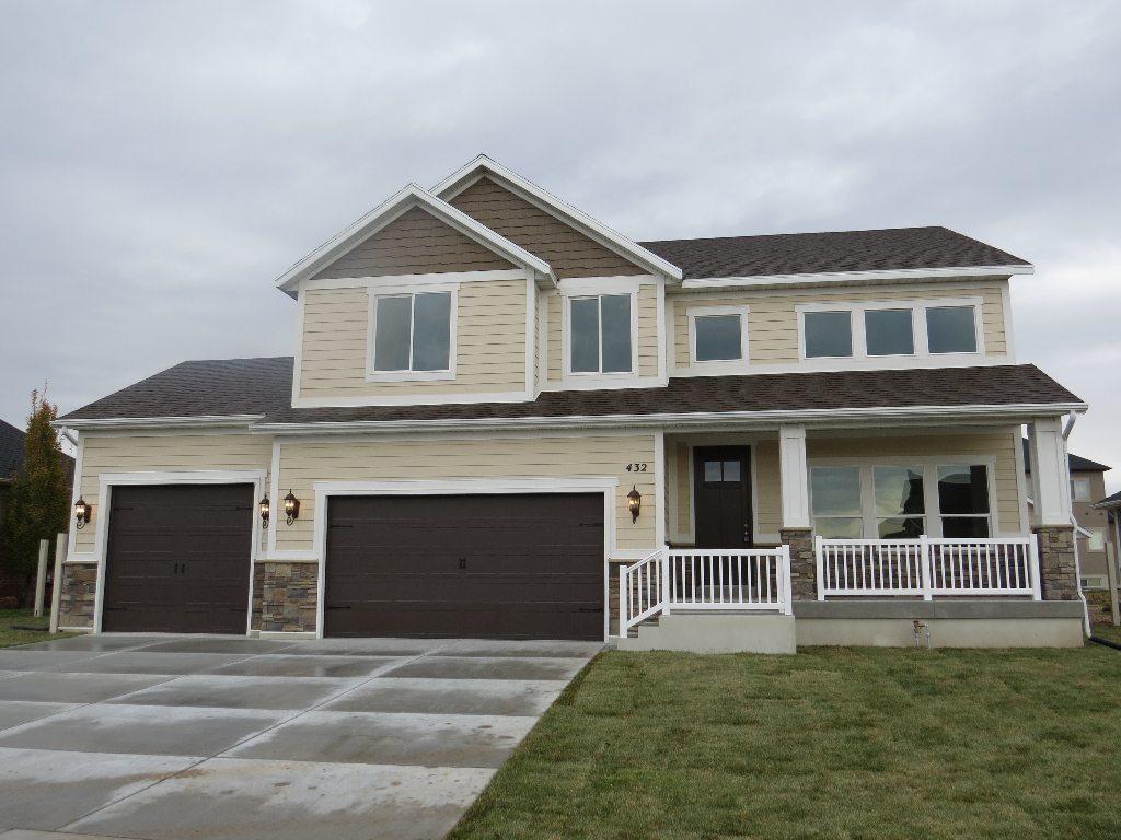 The Mulberry Plan In Layton Utah Carter Homes Of Utah