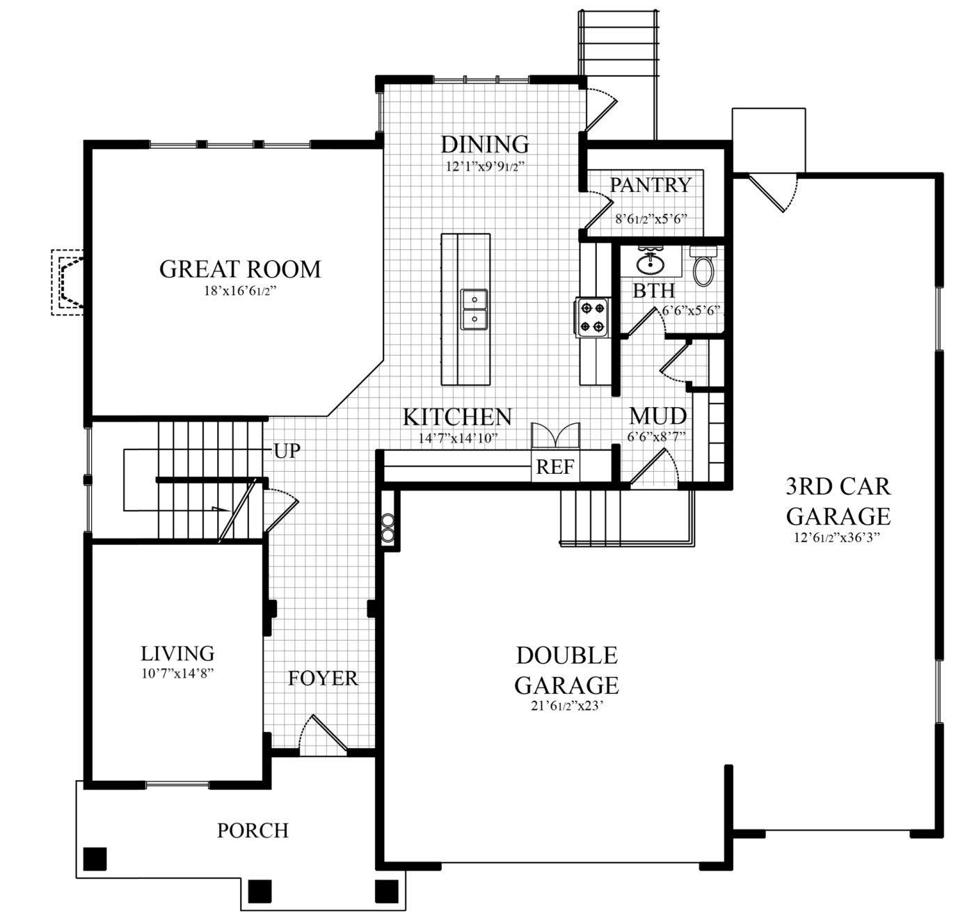 Carter Homes Floor Plan